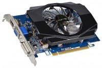 GIGABYTE GeForce GT 730 902Mhz PCI-E 2.0 2048Mb 1800Mhz 64 bit DVI HDMI HDCP