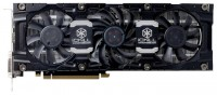 Inno3D GeForce GTX 760 1060Mhz PCI-E 3.0 4096Mb 6200Mhz 256 bit 2xDVI HDMI HDCP