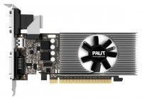 Palit GeForce GT 730 902Mhz PCI-E 2.0 1024Mb 5000Mhz 64 bit DVI HDMI HDCP Cool