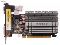 ZOTAC GeForce GT 720 797Mhz PCI-E 2.0 1024Mb 1600Mhz 64 bit DVI HDMI HDCP