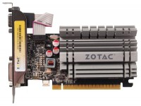 ZOTAC GeForce GT 720 797Mhz PCI-E 2.0 2048Mb 1600Mhz 64 bit DVI HDMI HDCP