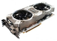 KFA2 GeForce GTX 780 Ti 1020Mhz PCI-E 3.0 3072Mb 7000Mhz 384 bit 2xDVI HDMI HDCP