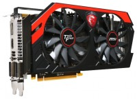 MSI GeForce GTX 770 1072Mhz PCI-E 3.0 2048Mb 7010Mhz 256 bit 2xDVI HDMI HDCP Twin Frozr