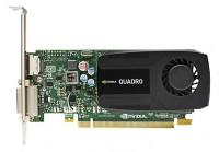 HP Quadro K420 891Mhz PCI-E 2.0 1024Mb 128 bit DVI