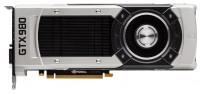 MSI GeForce GTX 980 1127Mhz PCI-E 3.0 4096Mb 7010Mhz 256 bit DVI HDMI HDCP