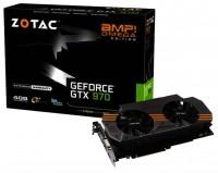 ZOTAC GeForce GTX 970 1102Mhz PCI-E 3.0 4096Mb 7046Mhz 256 bit DVI HDMI HDCP