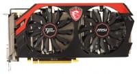 MSI GeForce GTX 760 1006Mhz PCI-E 3.0 4096Mb 6008Mhz 256 bit 2xDVI HDMI HDCP