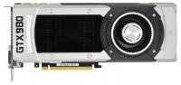 GIGABYTE GeForce GTX 980 1127Mhz PCI-E 3.0 4096Mb 7000Mhz 256 bit DVI HDMI HDCP