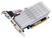 GIGABYTE GeForce GT 730 902Mhz PCI-E 2.0 2048Mb 1800Mhz 64 bit DVI HDMI HDCP Silent