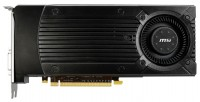 MSI GeForce GTX 960 1127Mhz PCI-E 3.0 2048Mb 7010Mhz 128 bit DVI HDMI HDCP
