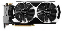MSI GeForce GTX 960 1178Mhz PCI-E 3.0 2048Mb 7010Mhz 128 bit DVI HDMI HDCP