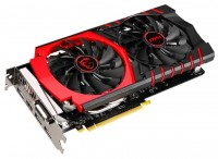 MSI GeForce GTX 960 1152Mhz PCI-E 3.0 2048Mb 7010Mhz 128 bit DVI HDMI HDCP
