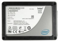 Intel X25-M G2 Mainstream SATA SSD 80Gb