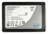 Intel X25-M G2 Mainstream SATA SSD 160Gb