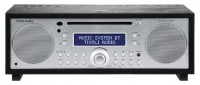 Tivoli Audio Music System BT black ash/silver