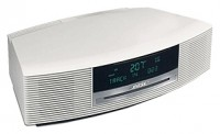 Bose Wave Music System III Platinum White