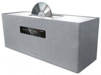 Loewe Soundbox Chrome Silver