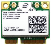 Intel 62205ANHMW