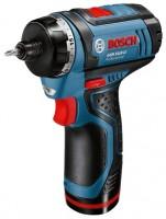 Bosch GSR 10,8-LI 2.0Ah x2 L-BOXX