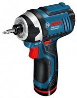 Bosch GDR 10,8-LI 2.0Ah x2 L-BOXX