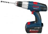 Bosch GSB 36 V-LI 1.3Ah x2 Case