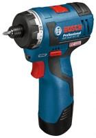 Bosch GSR 10,8 V-EC HX 2.0Ah x2 L-BOXX