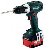 Metabo BS 14.4 LT Compact 2.0Ah x2 Case
