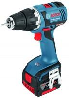 Bosch GSR 14,4 V-EC 4.0Ah x2 L-BOXX