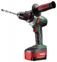 Metabo BS18LTX Impuls 3.0Ah x2 Case