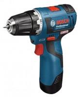 Bosch GSR 10,8 V-EC 2.0Ah x2