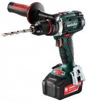 Metabo BS 18 LTX Impuls 5.2Ah x2 Case
