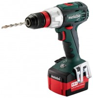 Metabo BS 18 LT Quick 4.0Ah x2 Case Set