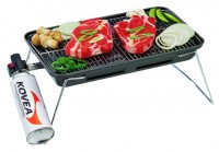 KOVEA Slim Gas Barbecue Grill TKG-9608T