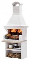 Palazzetti MALIBU 2 unpainted grill module