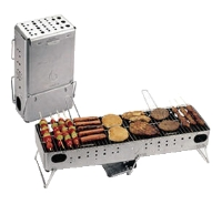 S.H.Techs Smart start grill party 9004