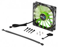 AeroCool Shark Fan Evil Green Edition 12cm