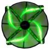 AeroCool Silent Master Green