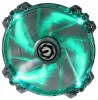 BitFenix Spectre Pro LED Green 200mm