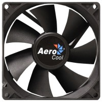 AeroCool Dark Force 9cm Black Fan
