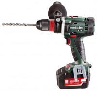 Metabo SB 18 LTX Quick 4.0Ah x2 Case