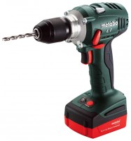 Metabo BS 14.4 LT Compact 1.5Ah x2 Case