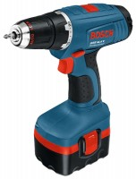 Bosch GSR 14,4 V 2.0Ah x2 Case