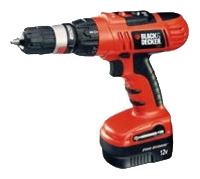 Black & Decker HP126F2R
