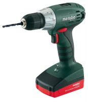 Metabo BS 18 Li 1.5 Ah Set