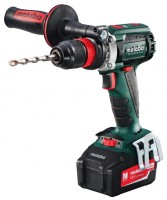 Metabo BS 18 LTX BL Quick 4.0Ah x2 Case
