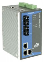 MOXA EDS-505A-SS-SC-T