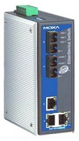 MOXA EDS-405A-MM-SC-T