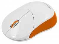 Mediana M-WM-332OR White-Orange USB