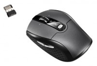 Fujitsu-Siemens Wireless Notebook Mouse WI610 Grey-Black USB