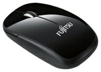 Fujitsu-Siemens Wireless Notebook Mouse WI410 Black USB